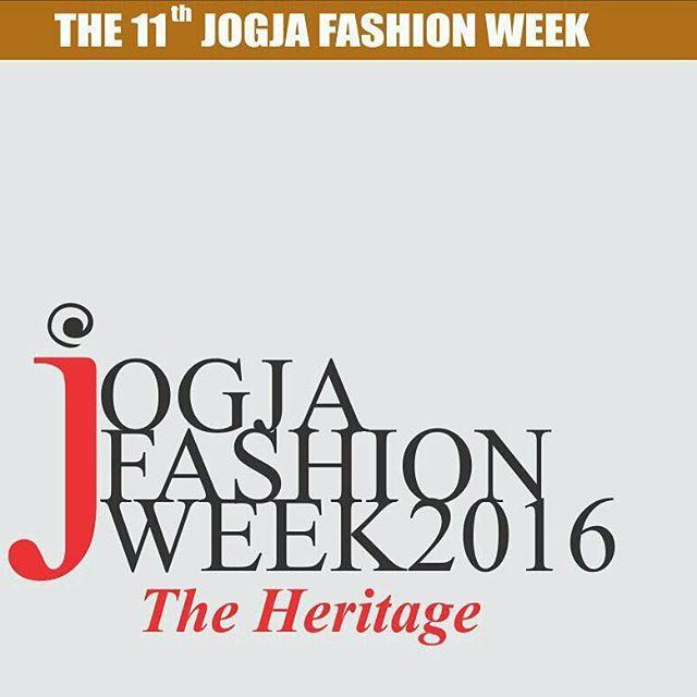 Jogja Fashion Week 2016,