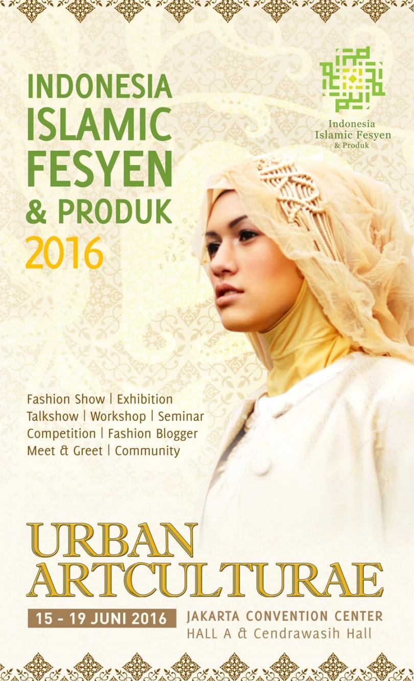 Indonesia Islamic Fashion & Product 2016